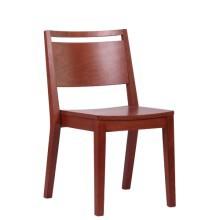 Sedie in legno massello per ristoranti | Arredacontract