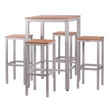 Tavoli da esterno per bar e ristoranti arredacontract for Sgabelli alti legno