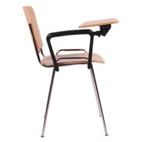 scrittoio in legno per sedia ISO