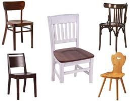 Sedie in legno per ristoranti e bar | Arredacontract