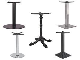 Basi tavoli per ristoranti e bar arredacontract