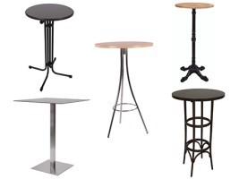 Tavoli per ristoranti e bar arredacontract - Tavoli alti bar ...