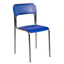 Sedie In Alluminio E Plastica.Sedie In Plastica Da Esterno Arredacontract