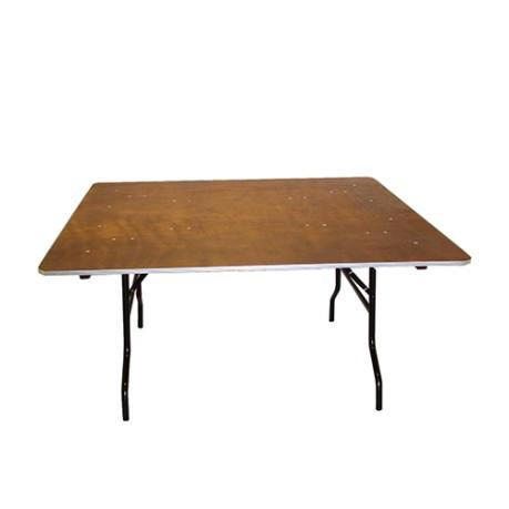 Tavolo Quadrato 140 X 140.Tavolo Pieghevole Per Catering E Ricevimenti Mq 140